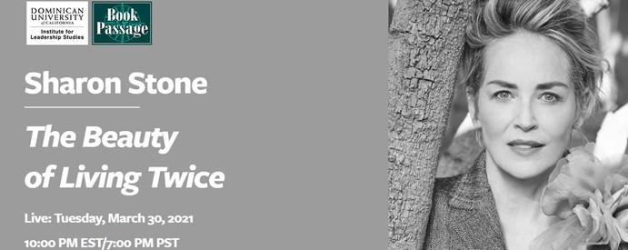 女演员莎朗·斯通将加盟多明尼克大学领导力系列讲座